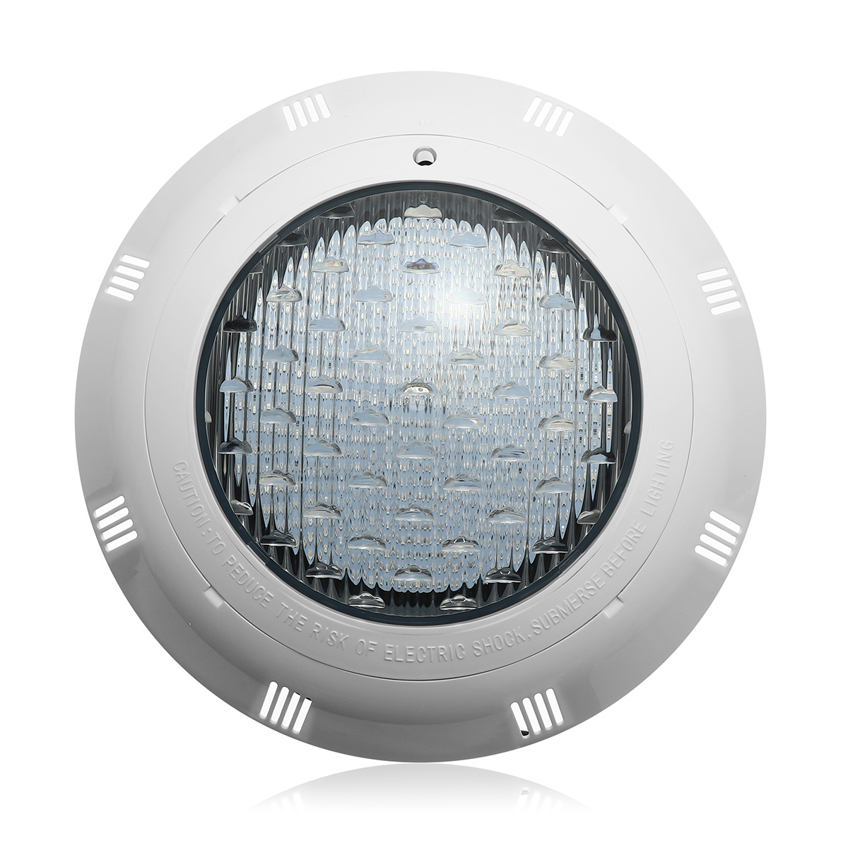 12 V lampe sous-marine natation éclairage à LED de piscine ampoule RGB télécommande lumière LED ing IP68 étanche pour la lumière de tache de fontaine d'étang