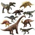 """Миру юрского """"Парк Юрского Периода"""" имитационной модели динозавров игрушки Tyrannosaurus Triceratops извилистые дракон"""