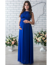 Moederschap Jurk Fotoshoot Maxi Moederschap Gown Moederschap Chiffon Gown Sexy Moederschap Fotografie Props Avondjurk DS19