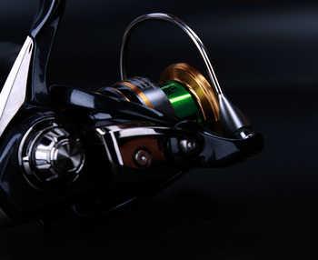 2018 NEW Daiwa Exceler LT Spinning Fishing reel1000D 2000D 2500 3000-C 4000D-C 5000D-C 6000D