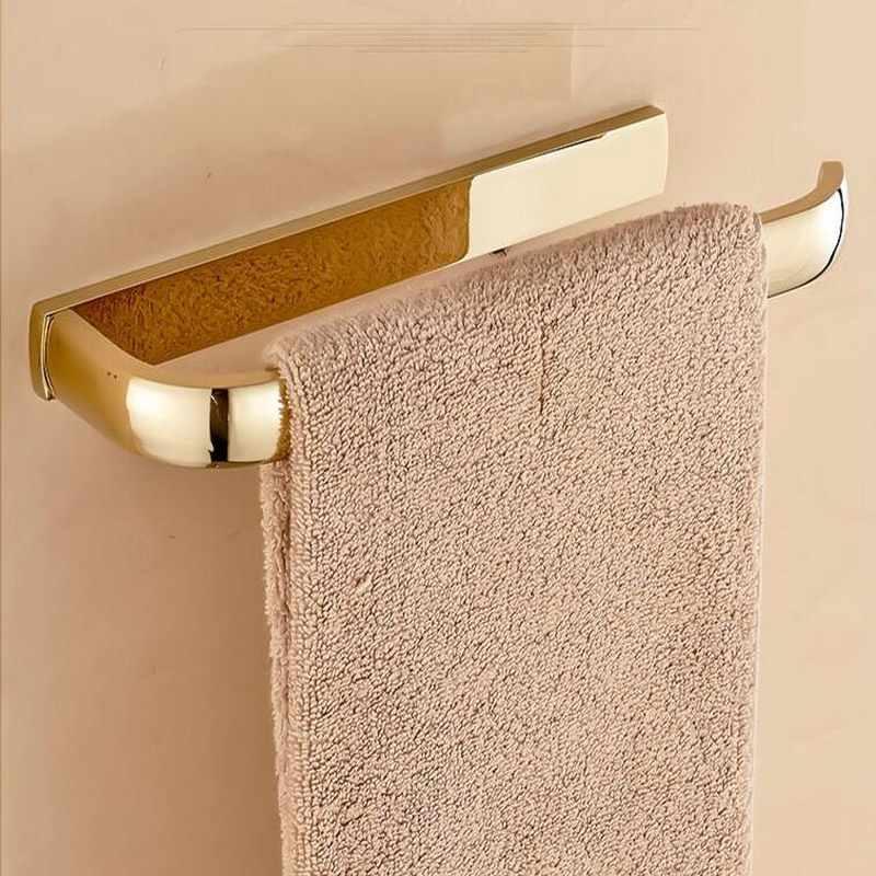 Luksusowe złoty kolor mosiądz plac łazienka akcesoria półka na ręczniki wieszak na ręczniki uchwyt na papier toaletowy papier uchwyt na papier do montażu na ścianie kąpieli zestawy sprzętu