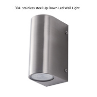 AC85 265V LED Wall Light Outdoor Waterproof IP54 Porch Garden Wall Lamp Home Sconce Indoor Decoration Lighting Lamp