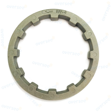 OVERSEE Lock Ring Nut 6G5 45384 00 Outboard Lower Unit EI Replaces For Yamaha Outboard Engine