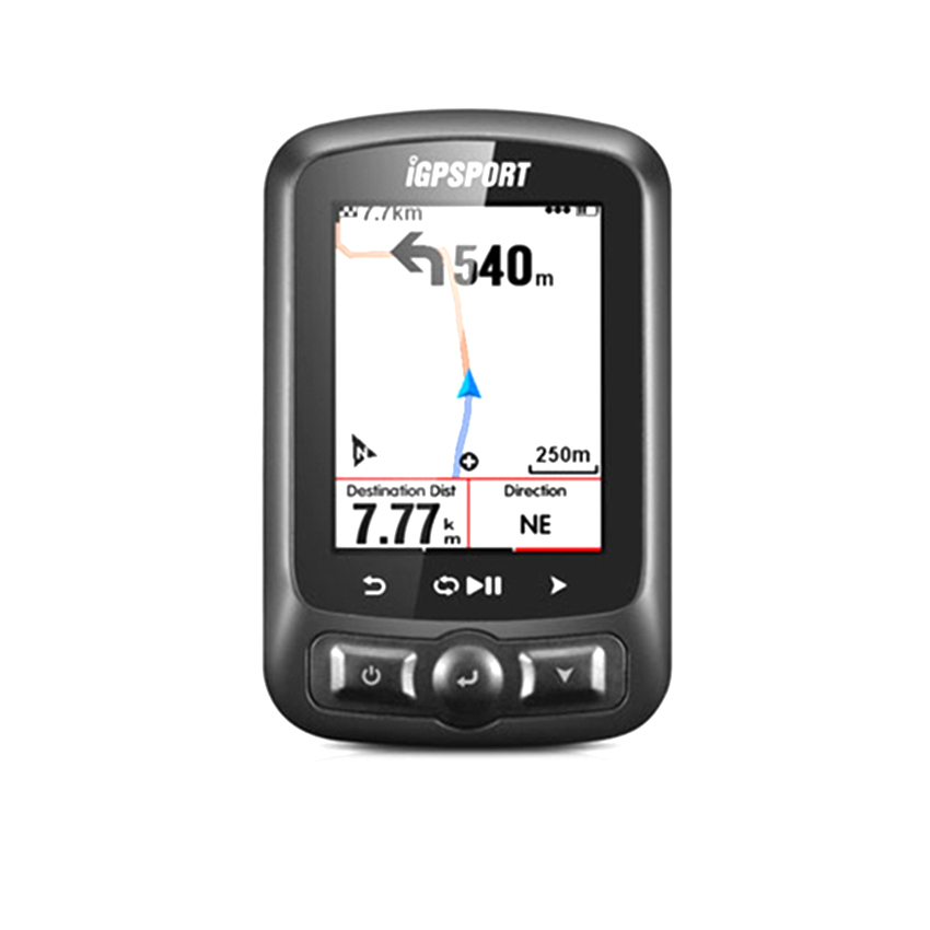 IGPSPORT 11 languages Ant Bluetooth Bicycle Accessories Cycling power Meter Cycling Computer bike Odometer Wireless Velocimetro