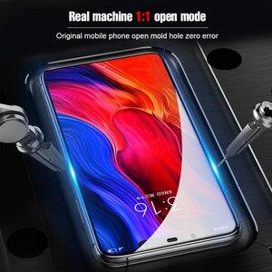 Image 3 - For Xiaomi Mi 8 Lite Protective Glas For Xiaomi Mi A2 Tempered Glass 9D Full Glue Cover On Ksiomi Xiami A2Lite 8Lite Light Glas