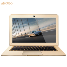 Amoudo-6C Plus 14inch Intel Core i7 CPU 8GB+120GB+750GB Dual Disks Windows 7/10 System 1920x1080P FHD Laptop Notebook Computer