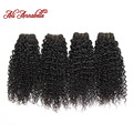 Grade 8A Brazilian Kinky Curly Virgin Hair Aliannabelle Hair Brazilian Virgin Hair Weave 4 Bundles Deep Curly Virgin Hair