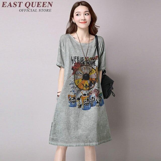 Art deco kleid chinesische oriental kleider frauen mode modernen ...