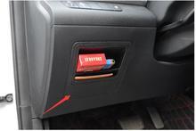 car-styling Fuse Storage Box Bin case For 2017 Hyundai Elantra Armrest Box Tray Center Console Card Coin Slot Glove Case Holder
