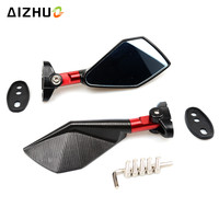 Motorcycle Accessories CNC Mirrors Rearview Mirrors For HONDA CBR929RR CBR600RR CBR954RR CB1000R CBR 1000 600 929 954 RR