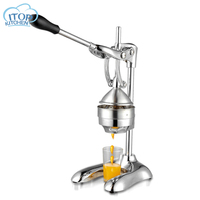 Manual Control Stainless Steel Orange Citrus hand press Slow Juicer manual Extractor juicer Natural nutrition Home Kitchen