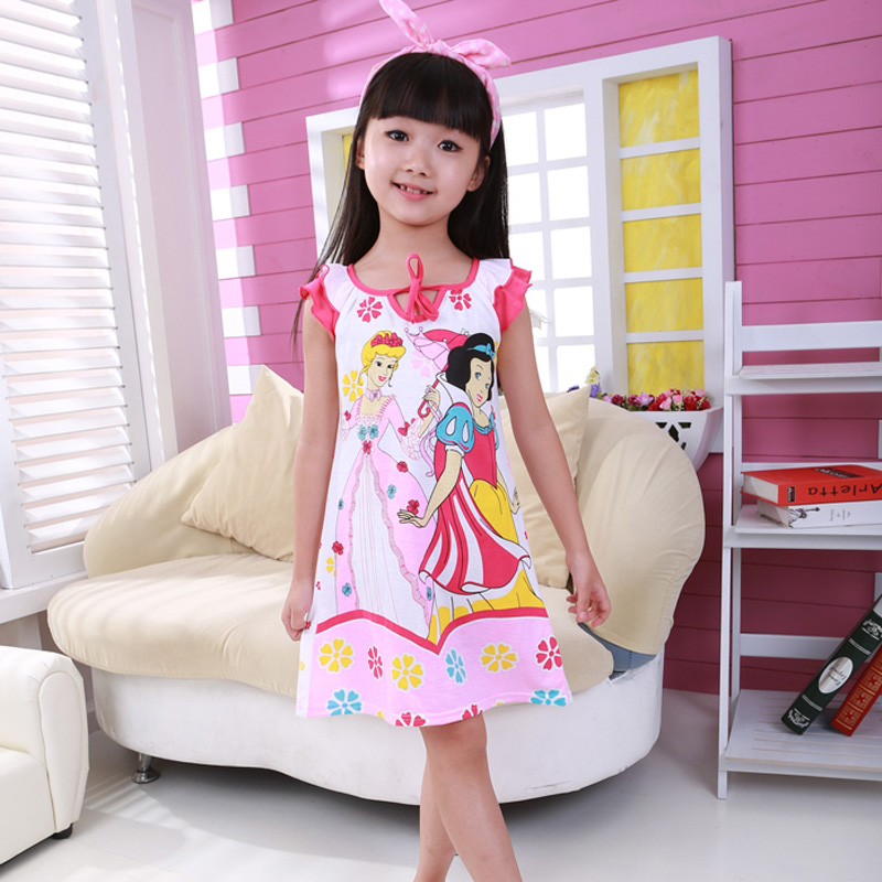 Cotrio Girls Unicorn Nightgown Rainbow Printed Nightie Princess Night Dresses Casual Dress out of 5 stars 9. $ - $ Girls Princess Nightgown Cotton Nightdress Sleepwear Pajamas Dress for Kids $ # HOYMN Girls' Nightgowns & Sleep Shirts Cotton Sleepwear for Toddler Years out of 5 stars $ - $