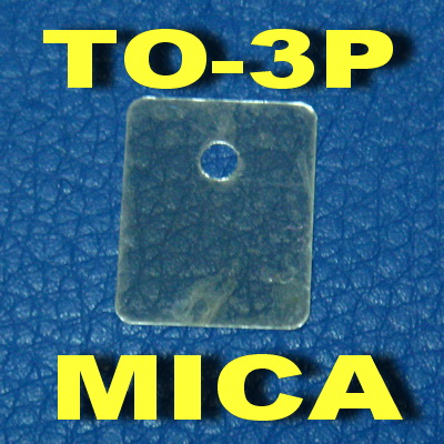 1000 pcs lot TO 3P Transistor Mica Insulator Insulation sheet