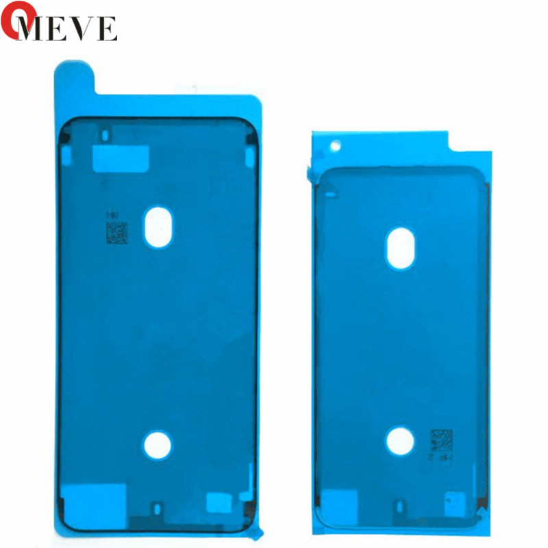 10pcs 3M Waterproof Sticker For iPhone 6S 6SP 7 8 Plus X XS XR MAX Front Housing LCD Touch Screen Display Frame Adhesive Tape