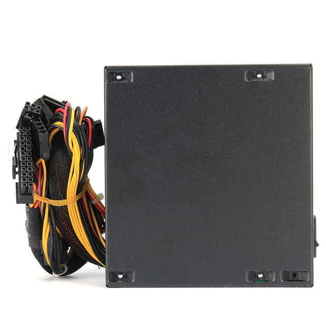 MAX 700W PSU ATX 12V Gaming PC Power Supply 2