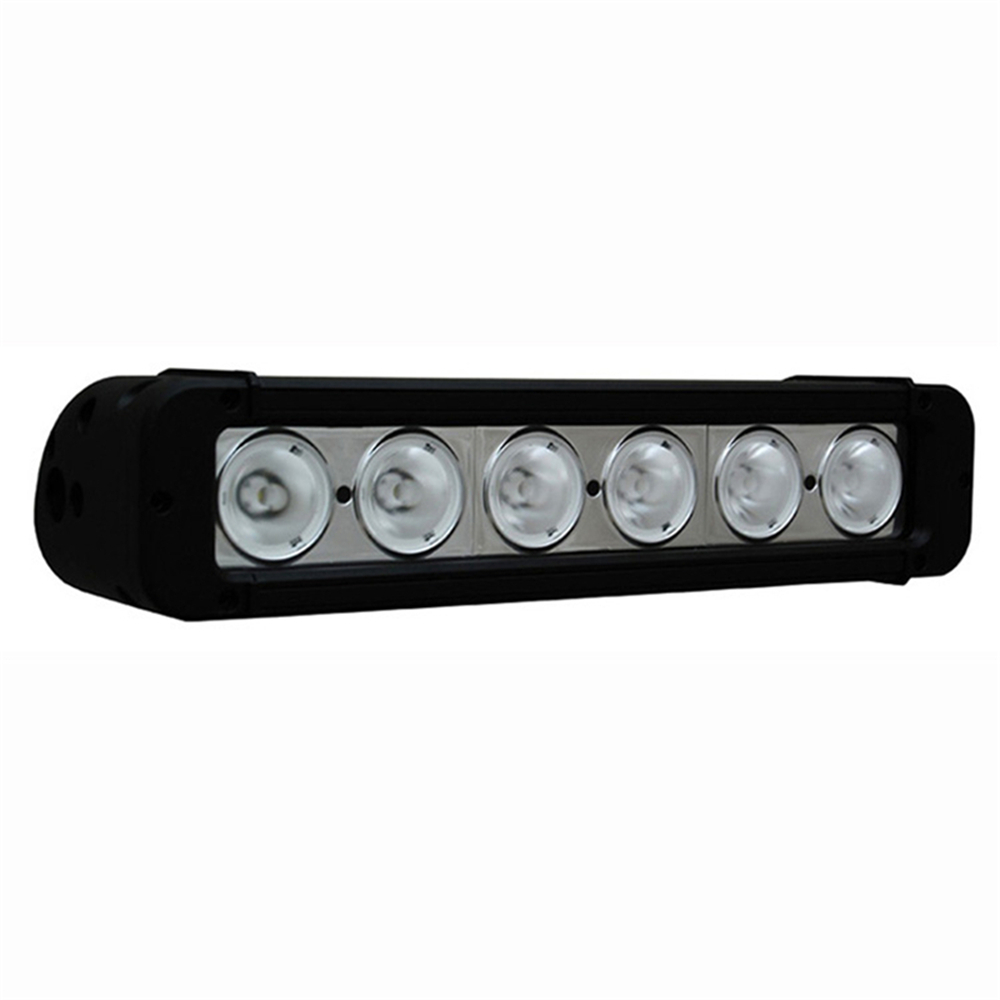 Online buy wholesale off road led light bar cheap from china off 6 pcs 10w led chip 40w led light bar 5100lm off road car atv suv 4x4 mozeypictures Images