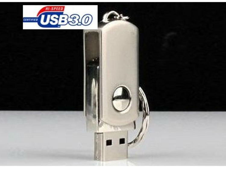 stainless steel USB 3.0 usb flash drives thumb pendrive creativo memory stick 4GB 8GB 16GB 32GB 64GB LL110