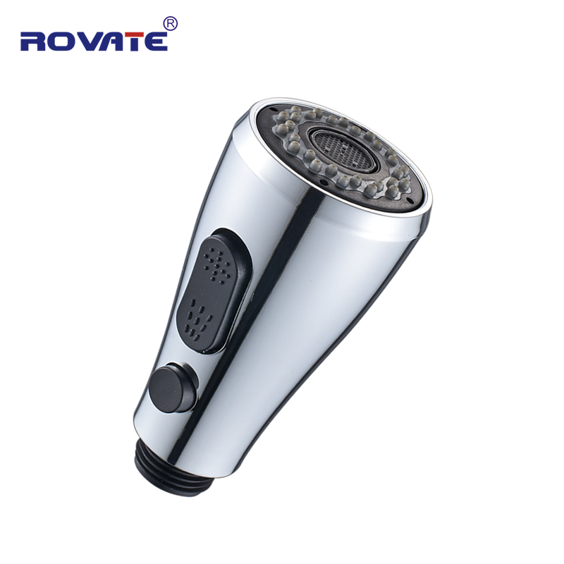 ROVATE Kitchen Faucet Spouts Pull-out Shower Head Switch Out Of Water Spray Tap
