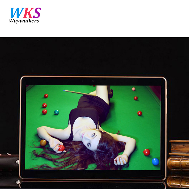 Waywalkers 9 6 inch tablet pc 3G 4G LTE octa core Android 5 1 RAM 4GB