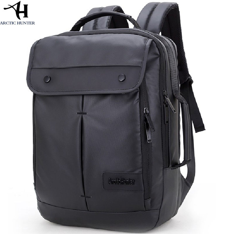 ARCTIC HUNTER School Backpack Business Bag For College Men Casual Laptop Computer Backpack Waterproof oxford brand shoulder bags 2017 fashion women waterproof oxford backpack famous designers brand shoulder bag leisure backpack for girl and college student