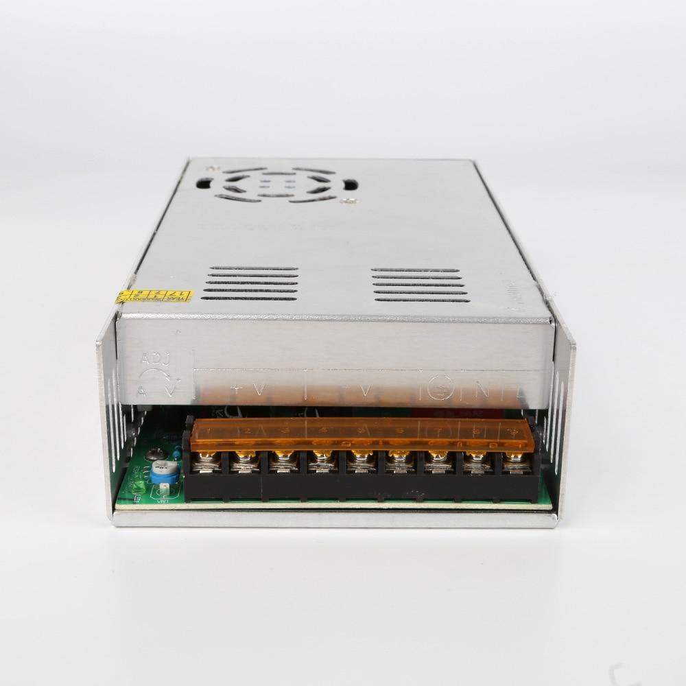 1PCS/lot 12V 30A/24V15A Switch Power Driver For LED Light Strip Displayer Power Supply CR-10(CR-10s)/CR-2020/CR-5 option цены