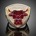 New high-end fans collection memorabilia 1993 NBA Chicago bulls Jordan ring for men,championship ring men gift for boyfriend
