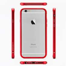 Original LJY Sword 6 Pro Aluminum Bumper For iPhone 6s 6 Ultra Thin Metal Hard Protective Frame Premium Quality Material