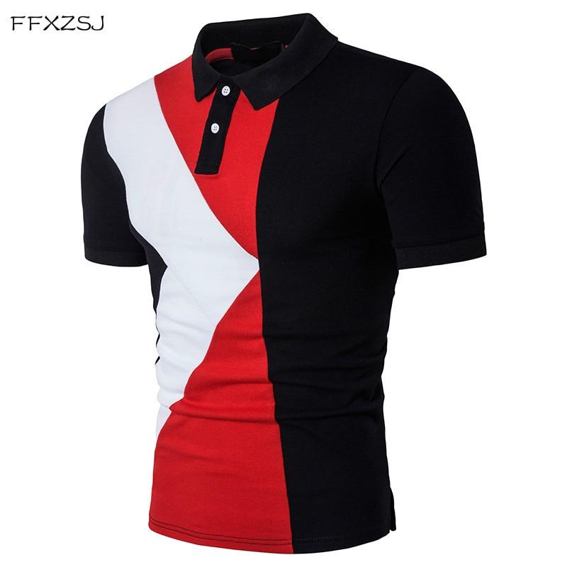 FFXZSJ 2018 جودة عالية الصيف أزياء الرجال - ملابس رجالية