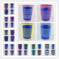 Wholesale 300Yards/Roll 45MM Width Lace Ribbon DIY Decorative Lace Trim Fabric Wedding Birthday Decor Craft Clothing Accessories