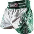 Новое Прибытие мужская бокс брюки вышивка Кикбоксингу Муай тай тайский бокс Grappling MMA Шорты Бой шорты мма бесплатно доставка