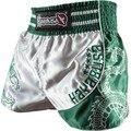 Nuevos hombres de la Llegada pantalones bordados Pantalones Cortos MMA Lucha Grappling boxeo Kick Boxing Muay Thai pantalones cortos de boxeo mma libre gratis