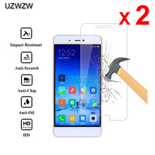 цена на 2pcs For Xiaomi Mi 5s / Mi 5s Plus Premium 2.5D 0.26mm Tempered Glass Screen Protector For Xiaomi Mi 5s Mi5s Protective Glass