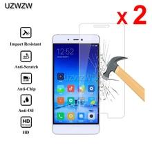 2pcs For Xiaomi Mi 5s / Mi 5s Plus Premium 2.5D 0.26mm Tempered Glass Screen
