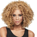 Afro Kinky Curly Hair Wig Cosplay Wigs Wigs for Black Women Synthetic Wigs Heat Resistant Hair Pelucas