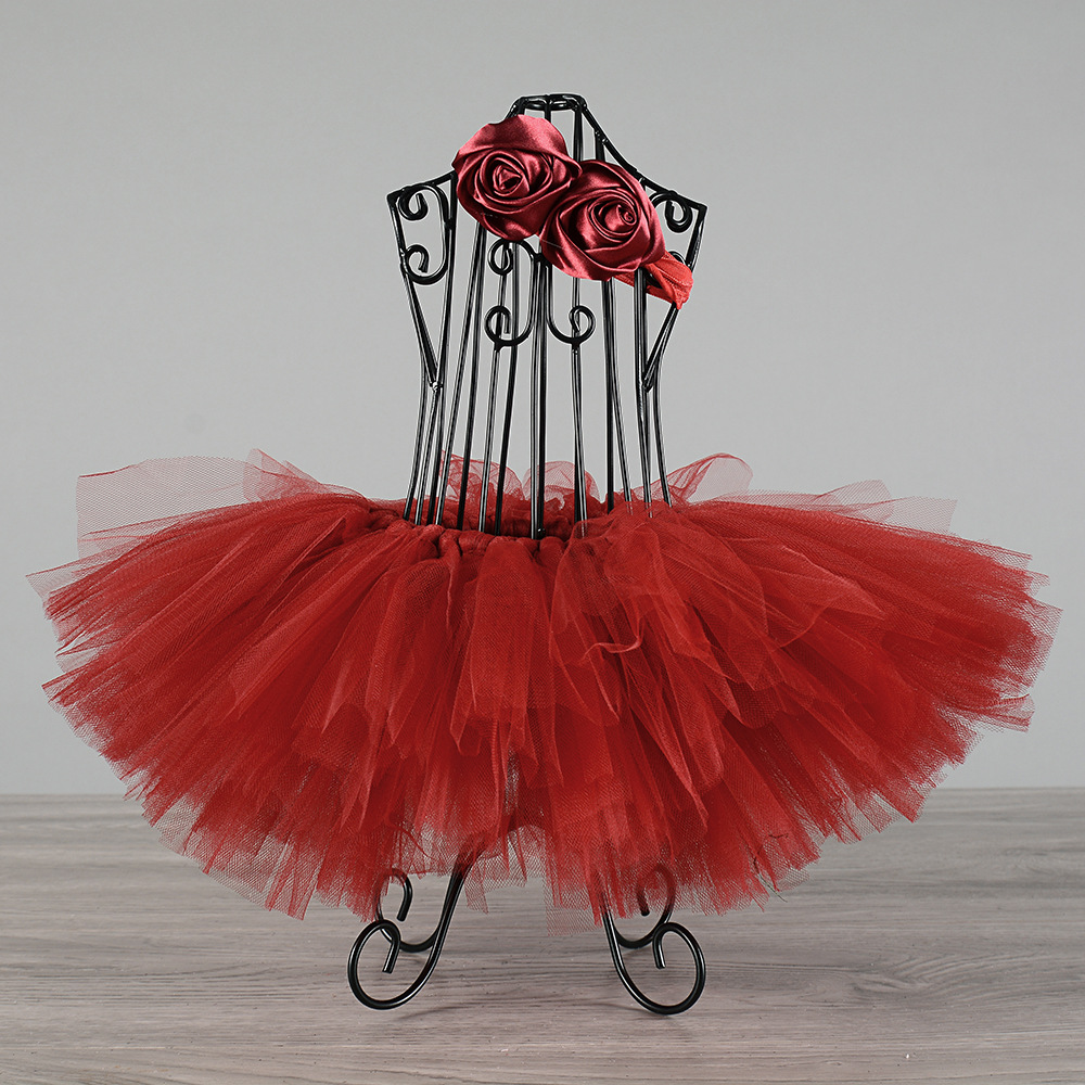 Newborn-Baby-Tutu-Skirt-with-headband-set-for-Photo-Prop-7-Designs-Fluffy-Tulle-Baby-Ball-Gown-Tutu-Skirt-S1-5