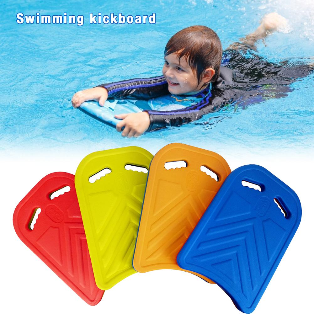 Square Swimming Pool Board Swimming Kickboard Light Foam Board Child Kids Student Swimming Training Aid Square Floating Board