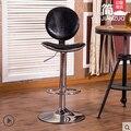 Стул творческий высокий стул в европейском стиле барный стул на стойке регистрации стул контракт мода высокий табурет кресельный подъемник