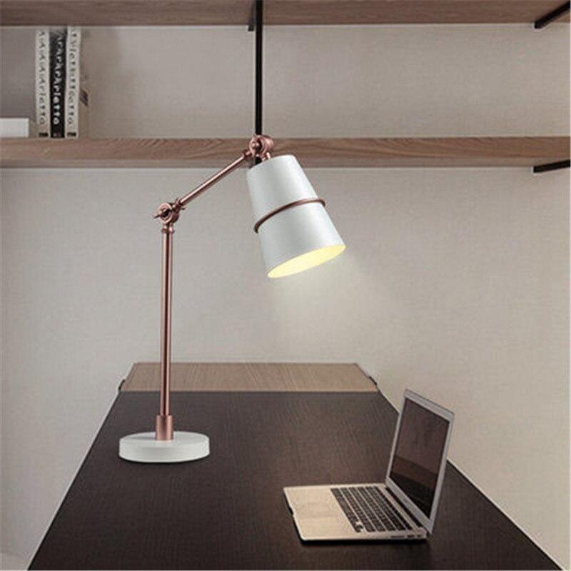 Postmodern Creativo Nordic Lampada Da Scrivania Soggiorno Camera ...