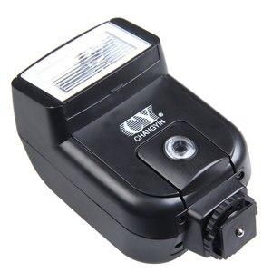 Image 4 - Mini universale fotocamera flash speedlite w/pc sync porta per canon nikon olympus sony a7 a7r a7sii a7ii nex a6000 a6300 A6500