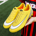 Мужские футбольные бутсы для футбола  спортивная обувь для спортзала  спортивная обувь для футбола  Длинные шипы TF  бутсы для тренировок  фу...