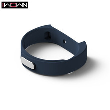 three case wristband Health Bracelet Monitor Wristband Strap  for Xiaomi Mi Silicon Wristband  8per 40249&402598 180614 chun