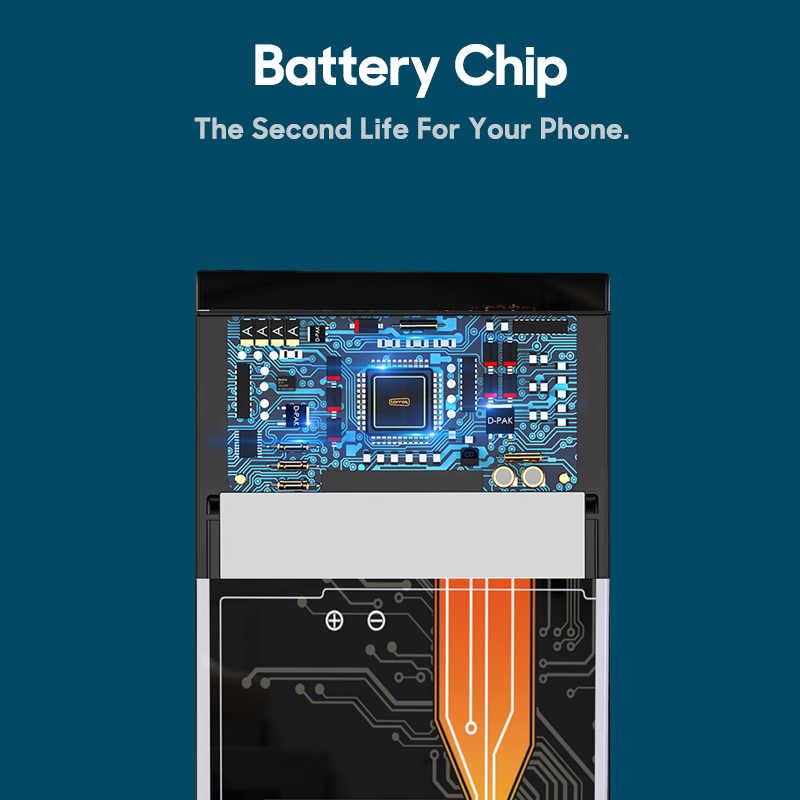 2019 MOXOM Батарея для Samsung Galaxy S6 Батарея S6 боковая батарея SM-G920 G920i G920A 3000 мАч Замена литий-полимерный Батарея