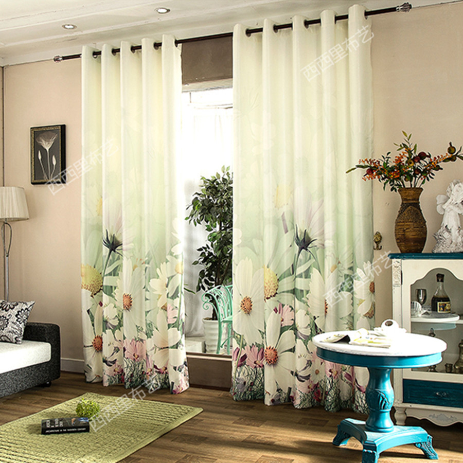 Window Curtain Living Room Blackout Curtains For Children 3d Curtains For  Bedroom Blinds Christmas Kids Curtains Fabric Drapes In Curtains From Home  ...