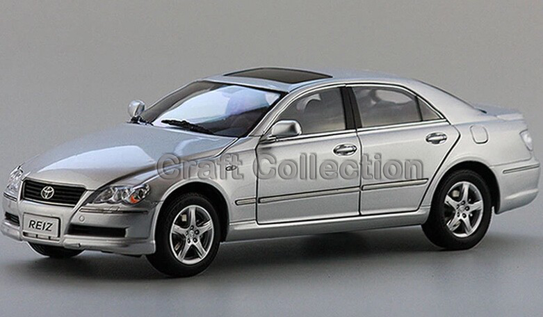 * 1:18 Toyota Reiz 2008 Mark-X Mark X Old Style Diecast Model Car New Technology Vehicle Hot Selling Miniatures