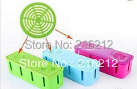 Baby Safety Wire Junction Box Power Cord Storage Cable Winder Plug Seat Socket Storage Box