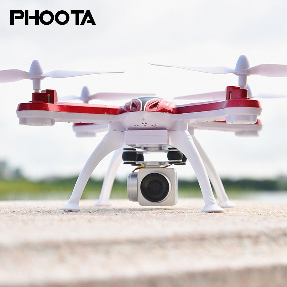 Phoota 2.4G 4CH 6 axes avion WIFI cadeau FPV Drone Stable cardan 480 P caméra drôle 2.4G 4CH Drone 6 axes