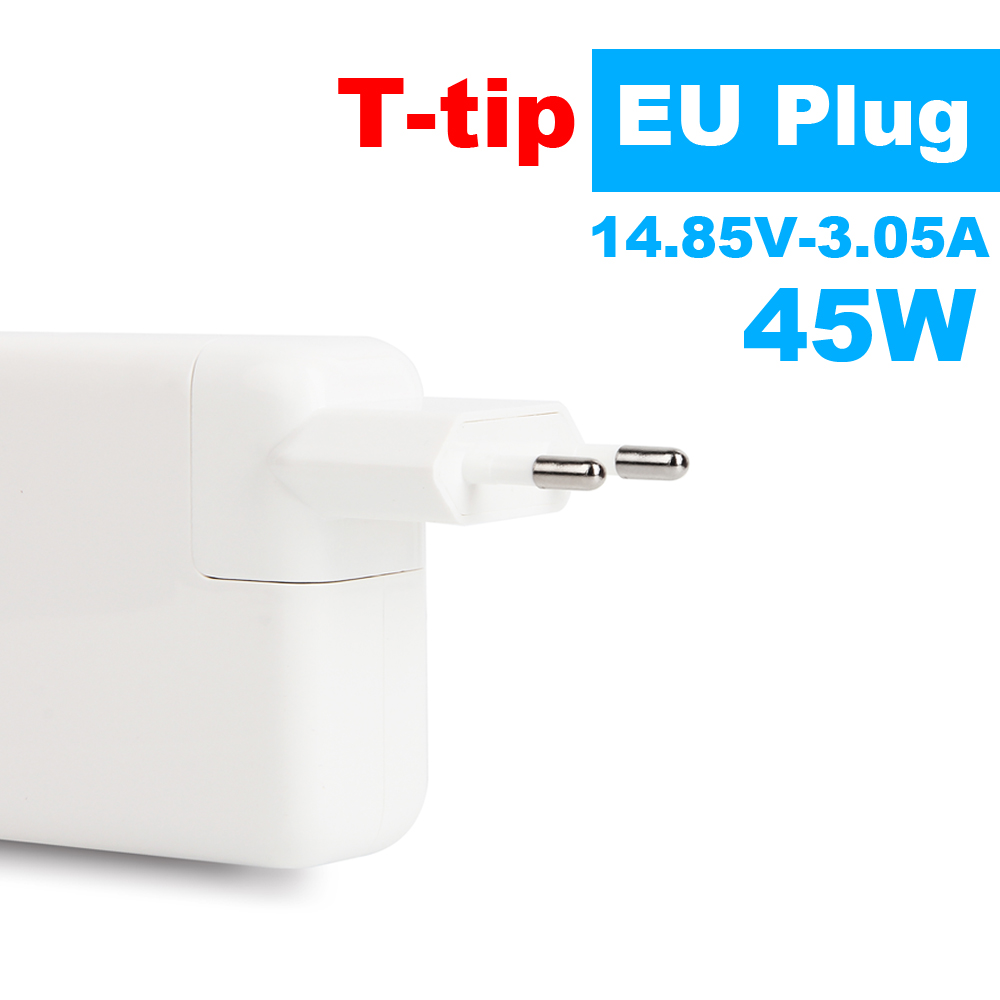 Brand New! 45W 14.5V 3.1A T-tip Laptop Charger Power Adapter For Apple MacBook Air 11