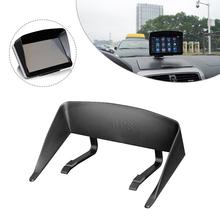 Czy promocja! Uniwersalny ekran osłona kaptur parasol przeciwsłoneczny osłona obiektywu tarcza dla 5 7 cal nawigacji GPS tanie tanio Innych Plastikowe W Vecligt