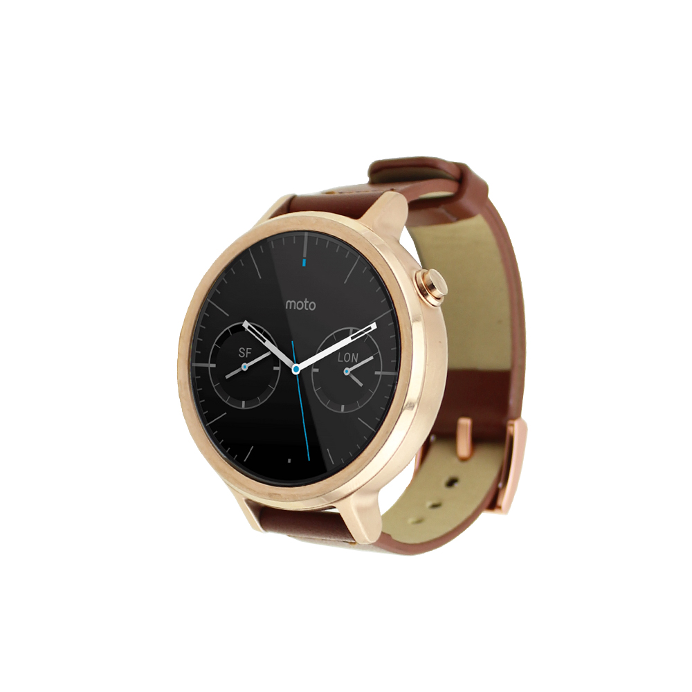 moto 2nd gen watch. Aliexpress.com : Buy Genuine Leather Watch Band Wrist Strap For MOTO 360 2nd Gen Smart Women\u0027s 42mm Men\u0027s 46mm With Spring Pins From Moto G