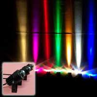 แคบ sharp โฟกัสมุมกันน้ำ spot light กลางแจ้ง LED spotlight